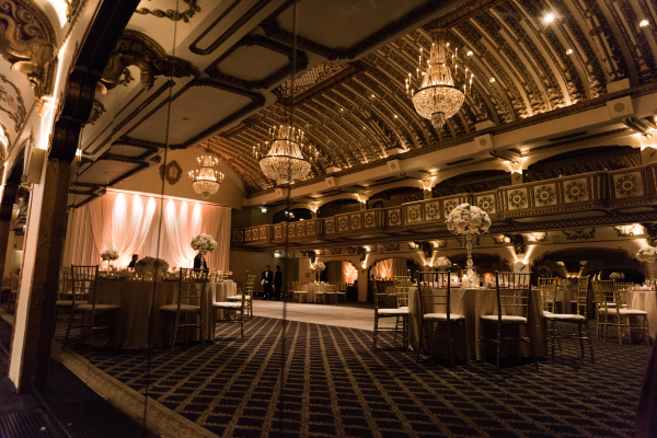 Chicago Hotel Wedding