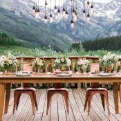Copper Metallic Wedding Ideas