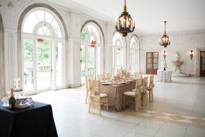Elegant Mansion Wedding Ideas