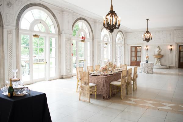 Elegant Mansion Wedding Ideas