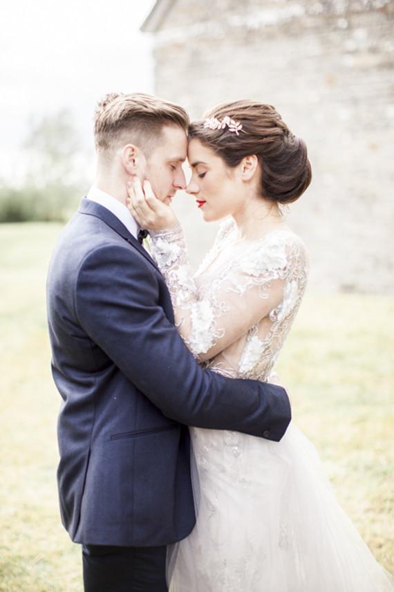 Elegant Wedding Inspiration In An Olive Grove