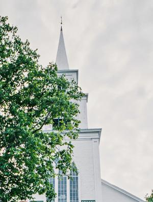 First Congregational Church Nantucket