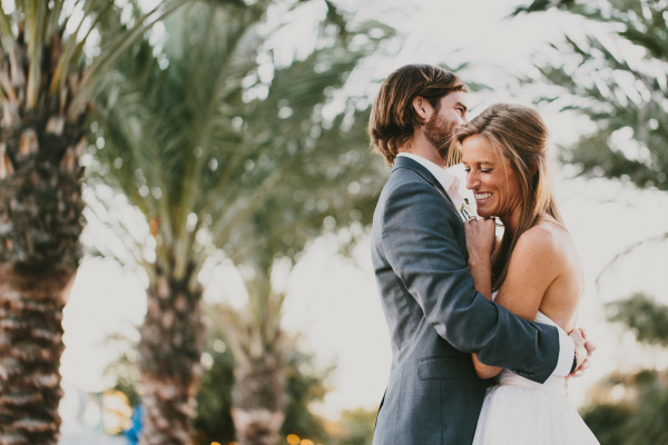 Florida Beach Wedding Shelby Peaden Events