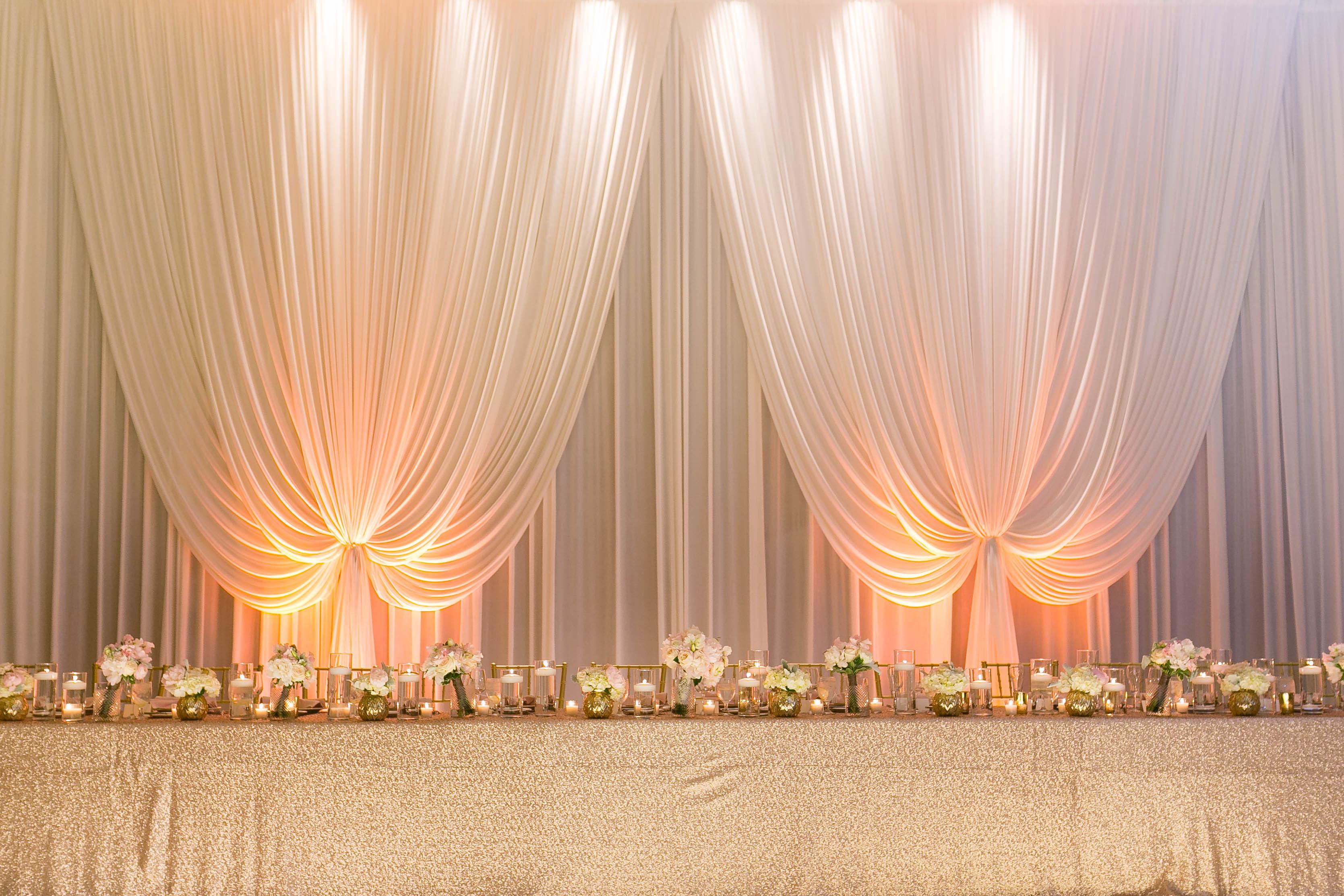 Head Table at Wedding - Elizabeth Anne Designs: The Wedding Blog