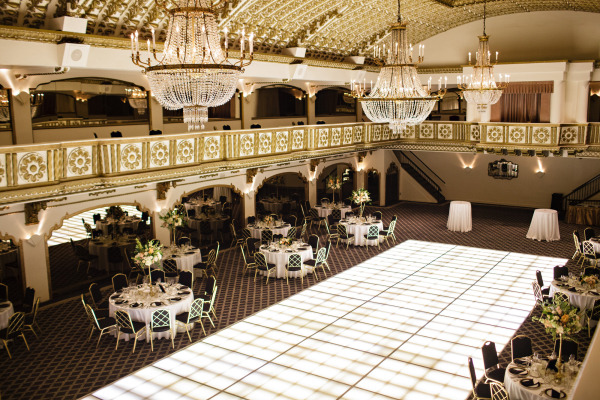 Hotel Ballroom Wedding1