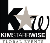 Kim Starr Wise Floral Logo