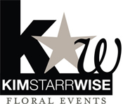 Kim Starr Wise Floral Logo