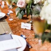 Mixed Metallics Wedding Ideas