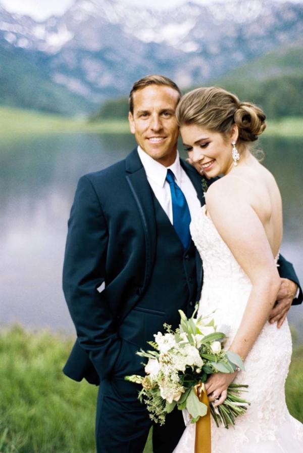 Mountain Wedding Ideas DeFiore Photography 1