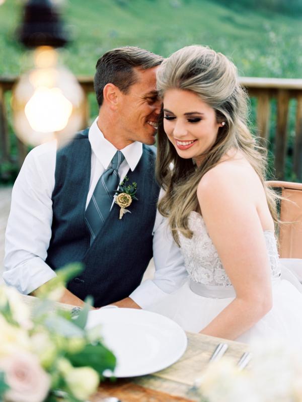 Mountain Wedding Ideas DeFiore Photography 19