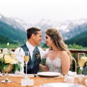 Mountain Wedding Ideas DeFiore Photography 20