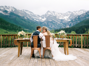 Mountain Wedding Ideas DeFiore Photography 24