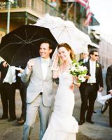New Orleans Big Easy Wedding Processional