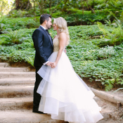 Northern California Redwood Wedding