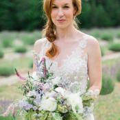 Pale Purple Bouquet