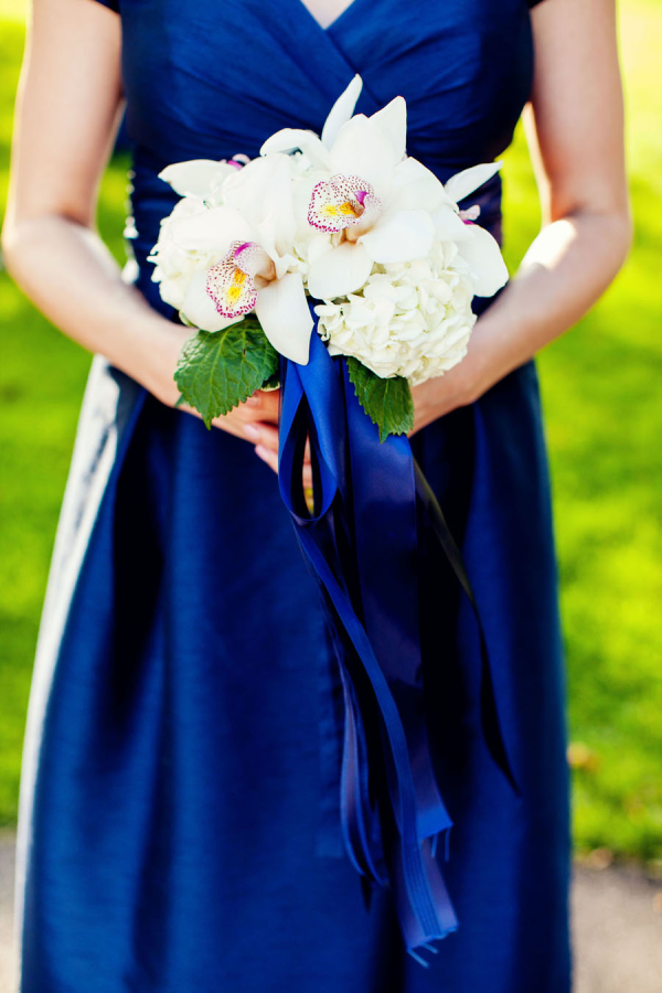 152eabecd1 Royal Blue Bridesmaid Dress - Elizabeth Anne Designs  The Wedding Blog