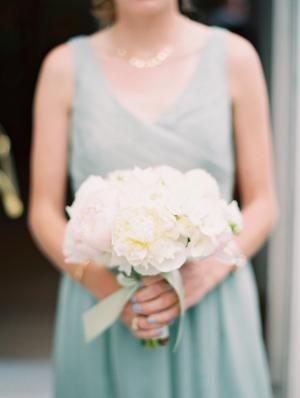 Seafoam Bridesmaid Dress