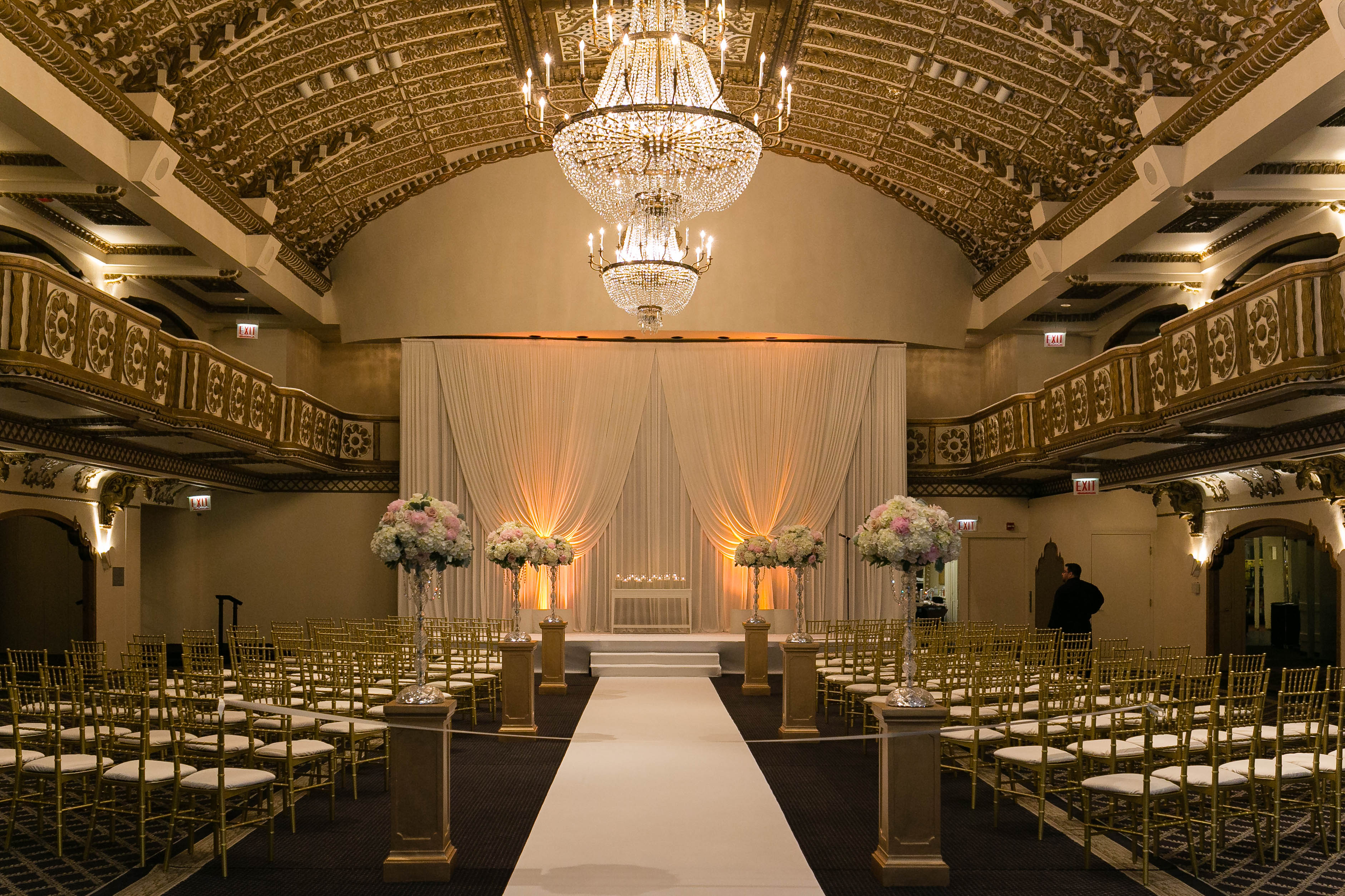 Purdue ballroom wedding