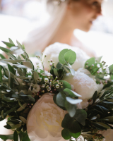 White Peony Bouquet2