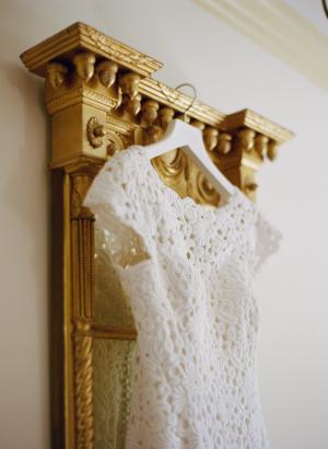 Badgley Mischka Gown