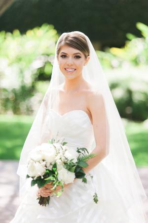 Bride in Hayley Paige