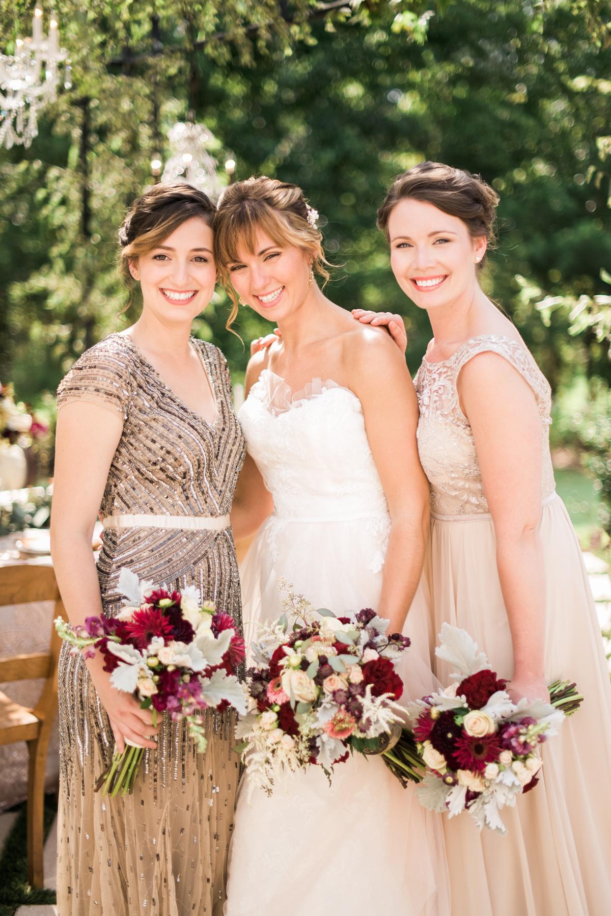 Bridesmaids in Blush1