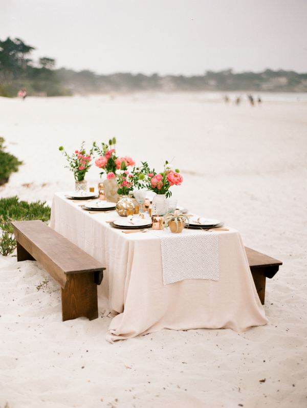 Carmel Beach Wedding Ideas