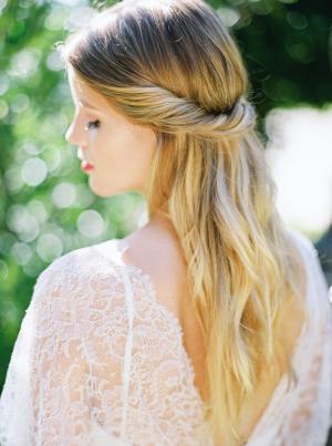 Casual Bridal Hair