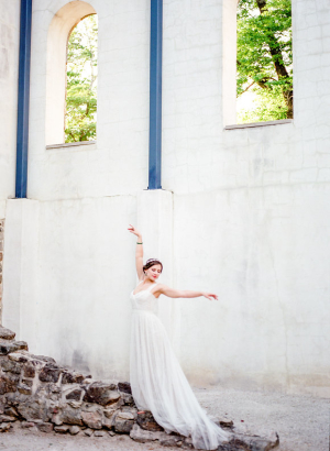 Dance Inspired Wedding Ideas