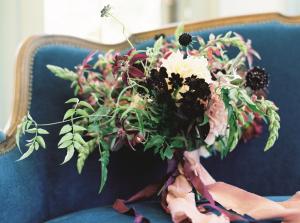Dark Purple Bouquet
