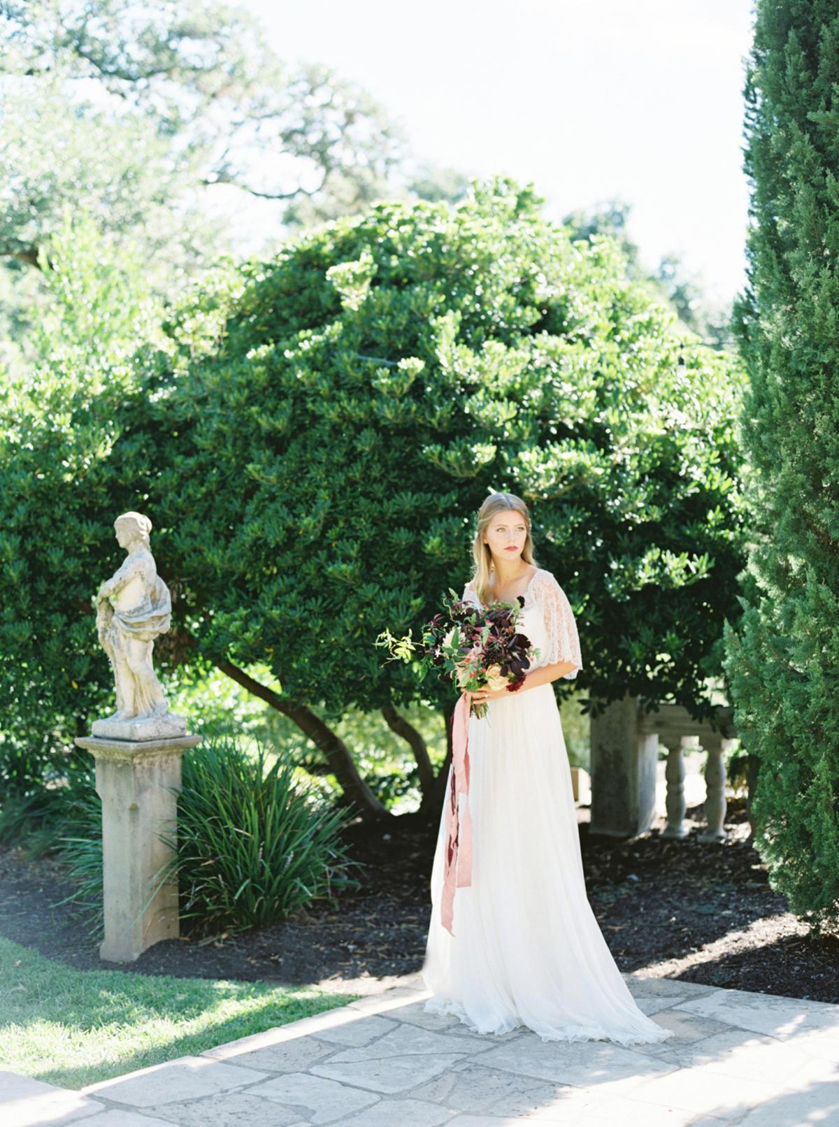 Early Fall Bride