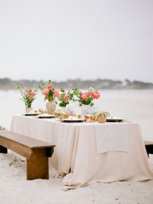 Eclectic Beach Wedding Ideas