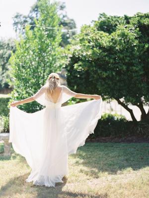 Elegant Divine Atelier Gown