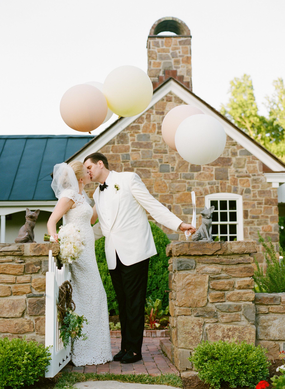 Elegant Farm Wedding Jen Fariello 12