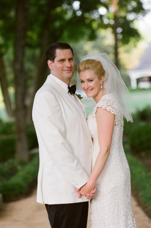 Elegant Farm Wedding Jen Fariello