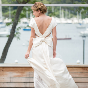 Elegant Harbor Wedding Inspiration 1