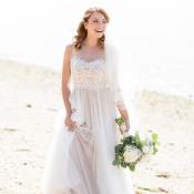 Elegant Harbor Wedding Inspiration 10