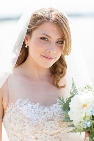 Elegant Harbor Wedding Inspiration 11