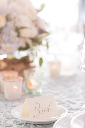 Elegant Harbor Wedding Inspiration 12