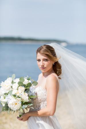 Elegant Harbor Wedding Inspiration 2