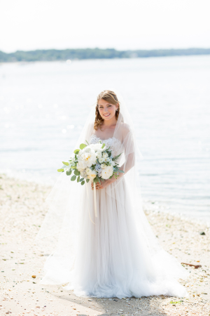 Elegant Harbor Wedding Inspiration 3