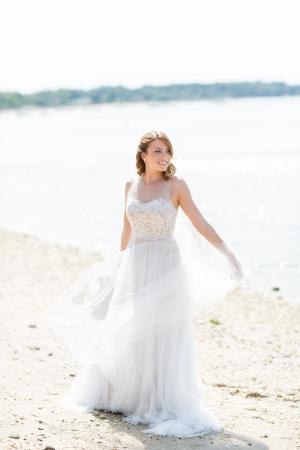 Elegant Harbor Wedding Inspiration 4