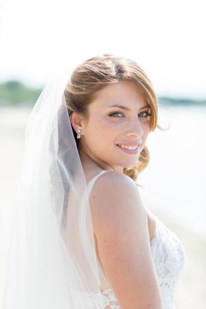 Elegant Harbor Wedding Inspiration 5