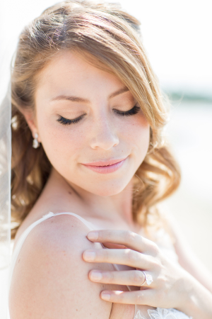 Elegant Harbor Wedding Inspiration