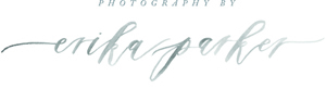 Erika Parker Photography Logo