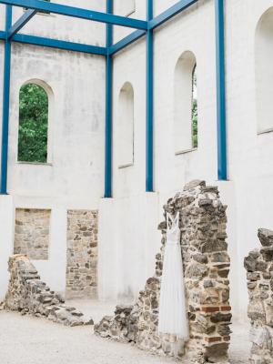 Historic Ruin Wedding Venue