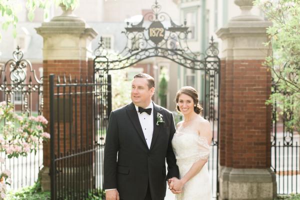 Hope Club Providence Wedding Rebecca Arthurs