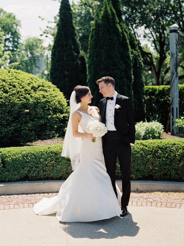 Modern Chicago Wedding Estera Events 4