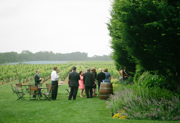 New York Winery Wedding