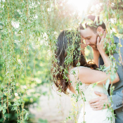 Rustic White and Wood Wedding Inspiration 3